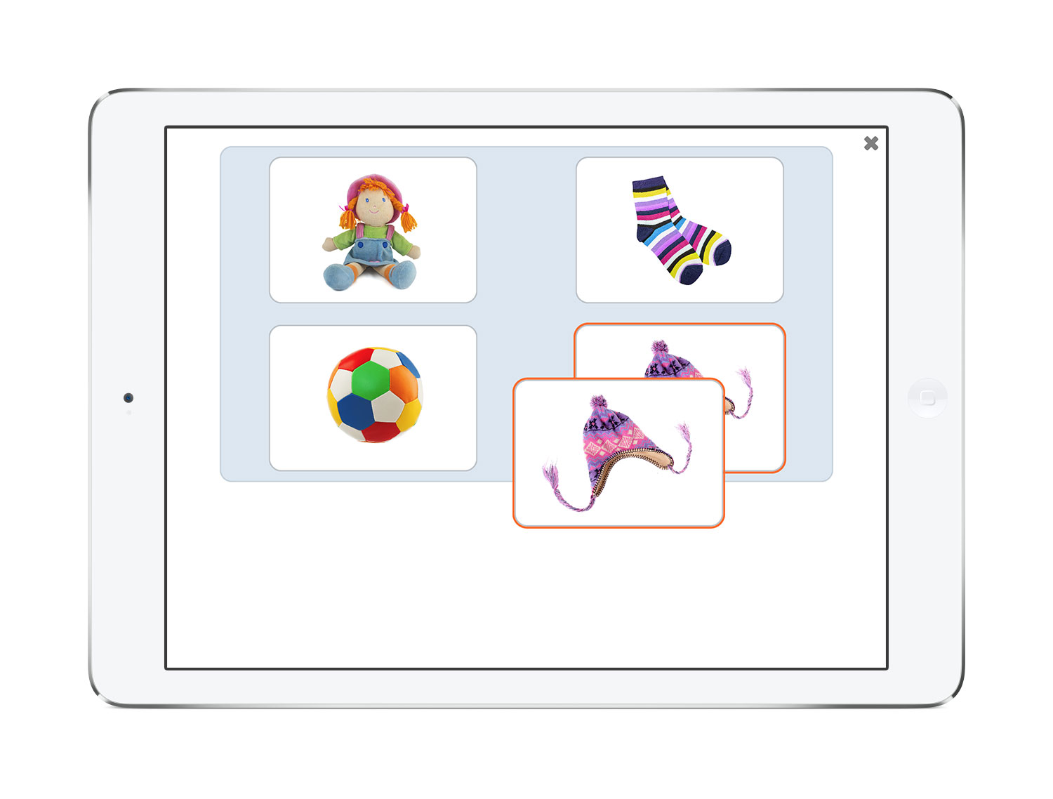 Picture of See and Learn First Vocabulary 1 iPad app