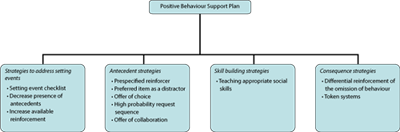 Strategies to address challenging behaviour in young children with